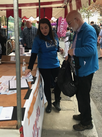 BDCI, Butchers' & Drovers' Charitable Institution were out and about at Smithfield 150 over the August bank holiday weekend – the free 2-day festival to celebrate the market's 150th birthday.